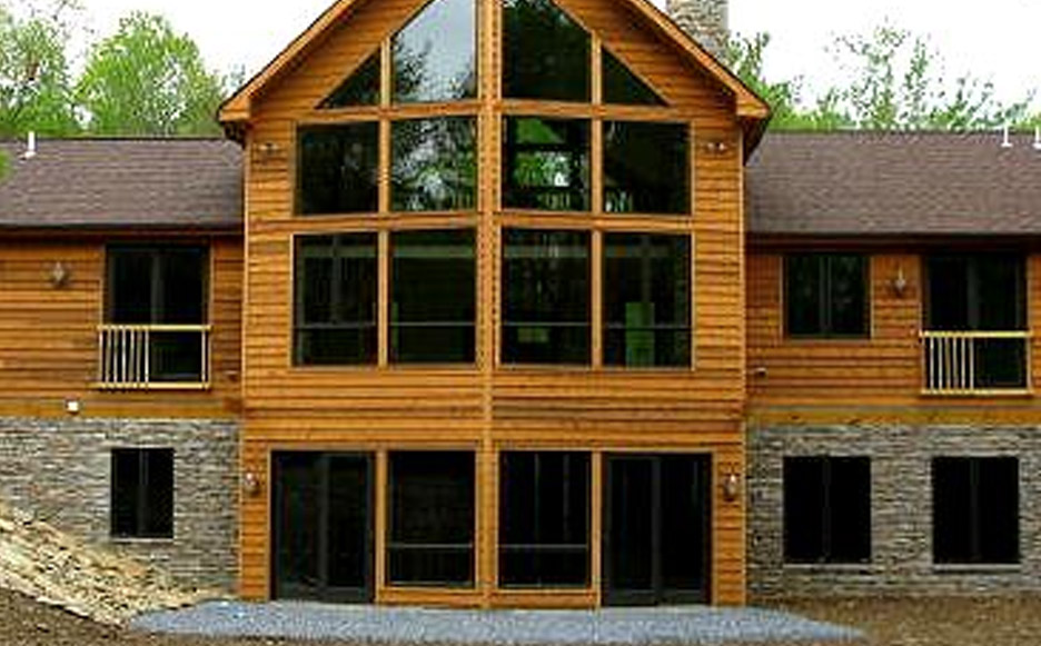 Bevel Red Cedar Siding STK KD