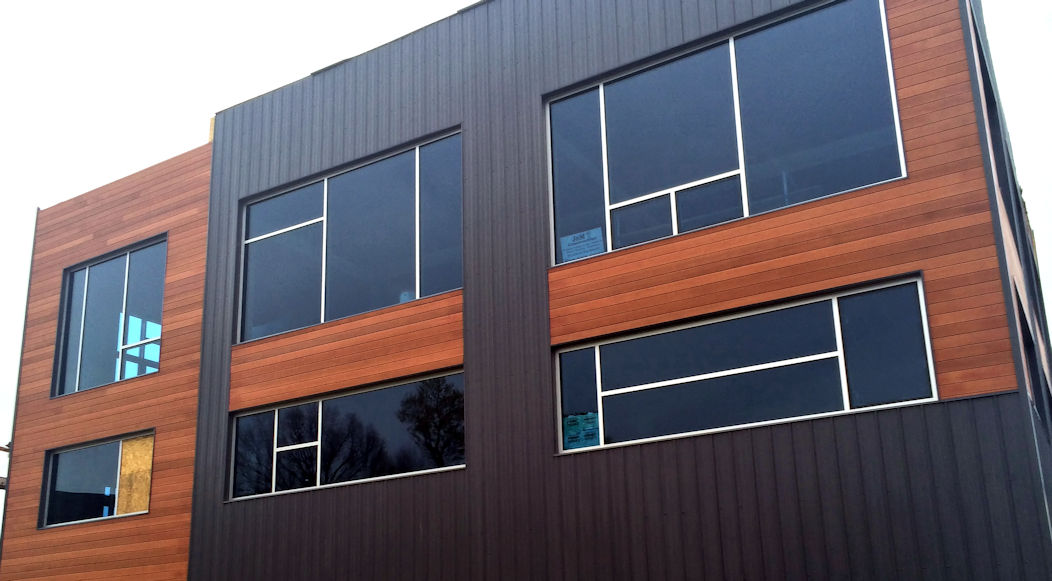 CLEAR Western Red Cedar Siding Tongue+Groove Lucerne PA