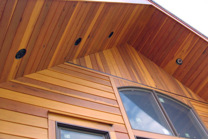 Clear All Heart Redwood Siding Buffalo Lumber