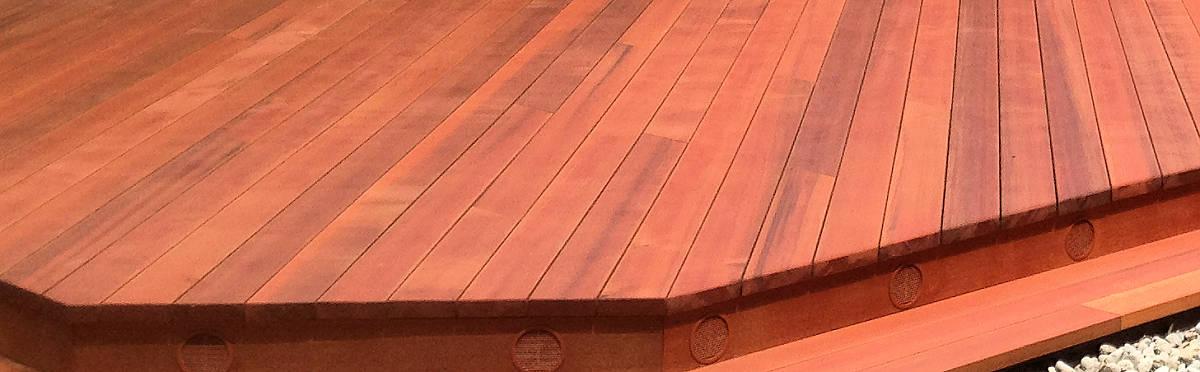 Cedar Decking : Buffalo Lumber