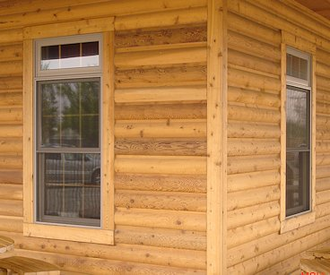 Log Siding Log Cabin Siding Log Siding Prices Amp Pictures