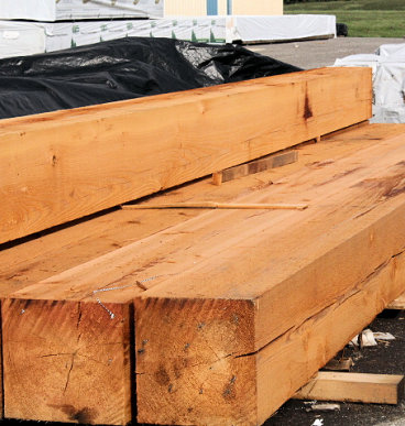 Cedar Lumber * Cedar Beams Timbers 6x 8x 10x 12x * Prices