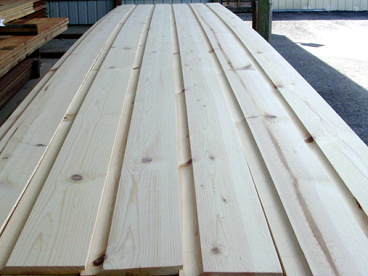DUTCH LAP SIDING BOARDS JUST MILLED
