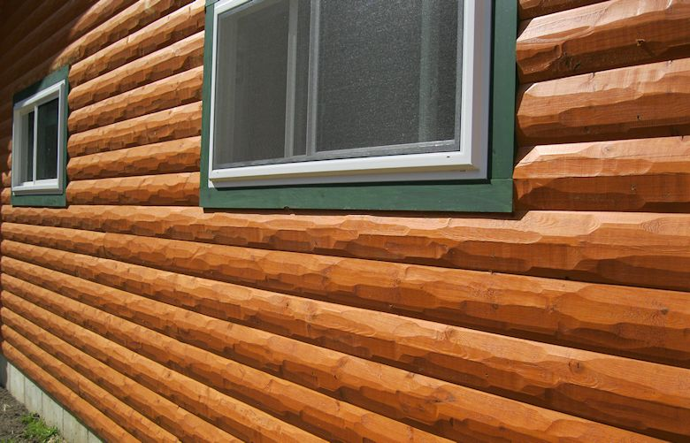 Western Red Cedar LOG STK Texas
