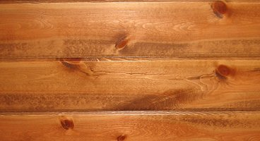 knotty pine paneling hand stained fruitwood