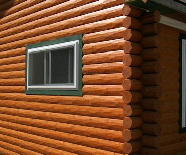 Log Siding Log Cabin Siding Log Siding Prices Amp Pictures