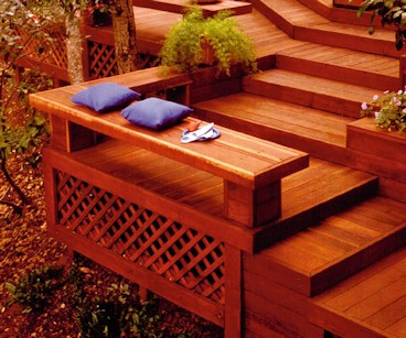 Redwood HEARTwood CAH Lumber & Decking