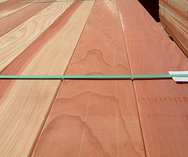 redwood lumber sapwood