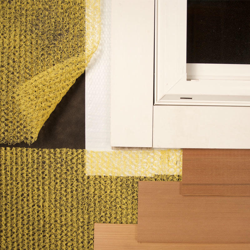 SLICKER HP RAINSCREEN - housewrap and rainscreen in one product