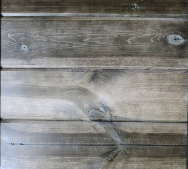 Weathered Brown pine wood paneling (bl13-40)